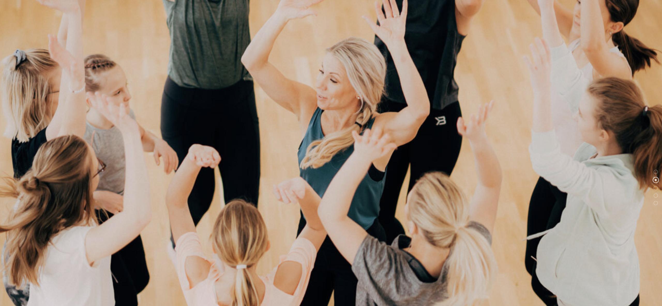 Dansa för livet med Dans för hälsa