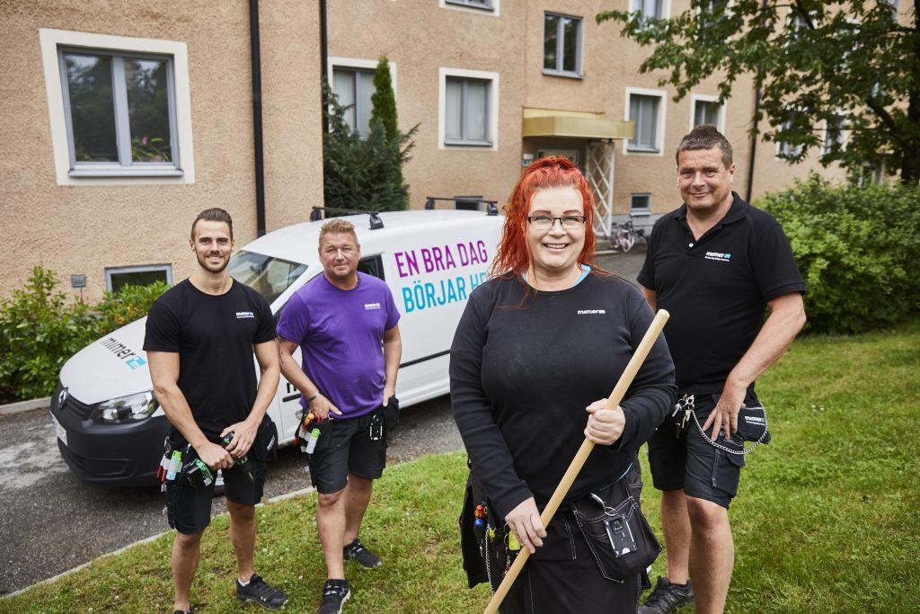 Bostadsföretaget Mimer belönar rörelse med mer semester