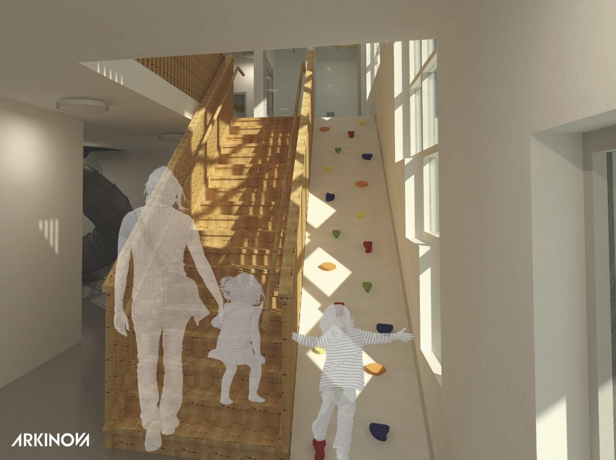 Mötesplats Stöcke – Sveriges första rörelserika offentliga anläggning