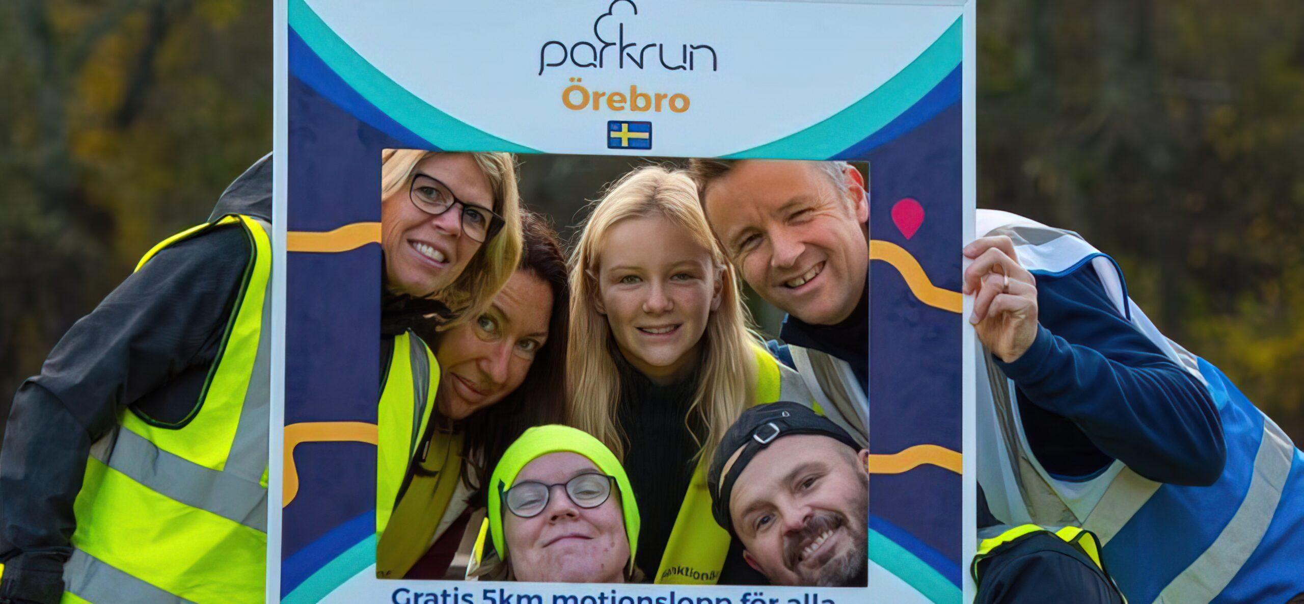 Gemenskapen kring Parkrun växer med hjälp av volontärerna