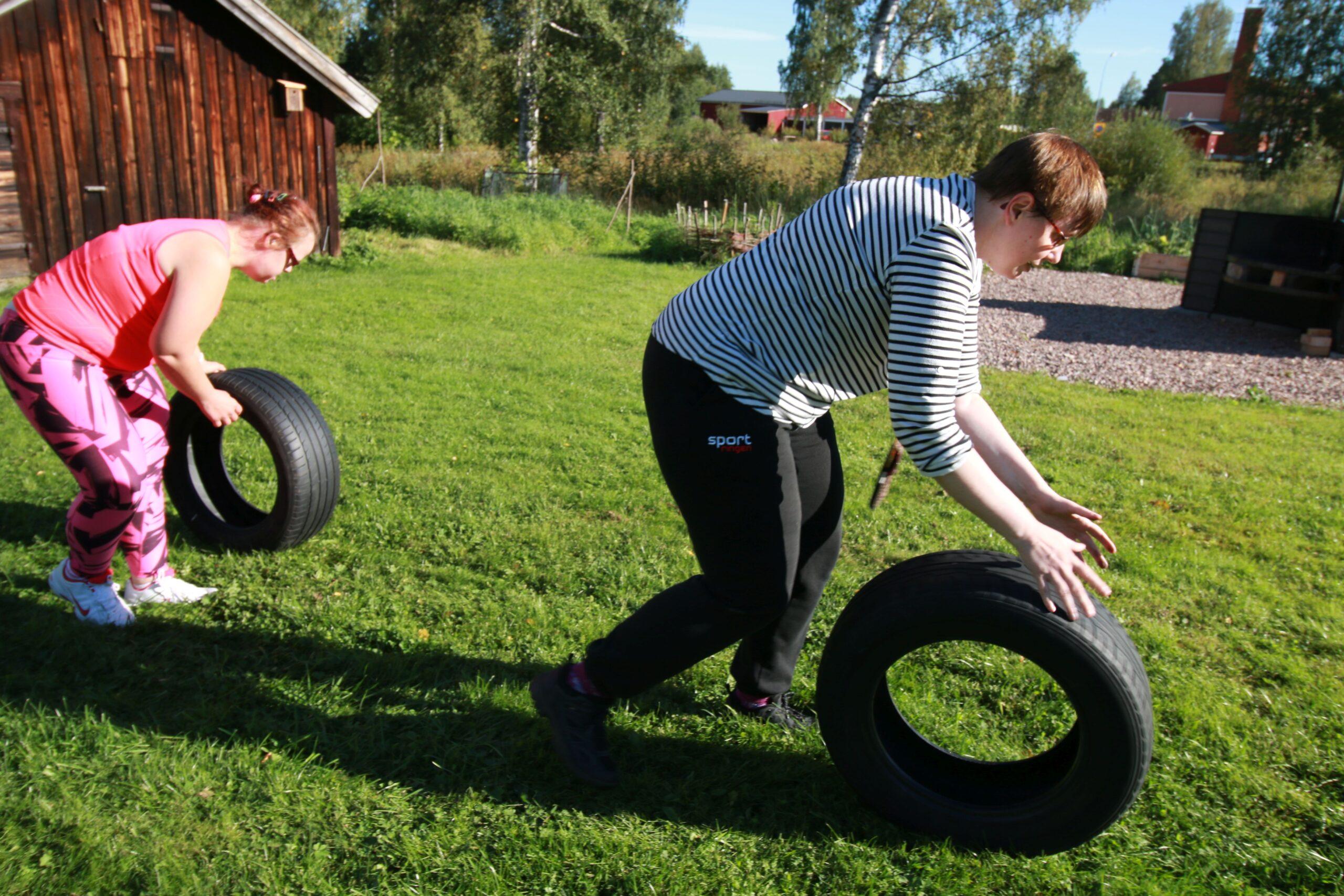 DigiJag underlättar för personer med IF att vara fysiskt aktiva